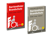 Barrierefreier Brandschutz