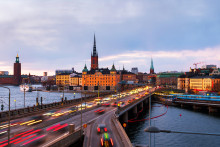 Ny rapport: Miljöbilar mest sällsynta på Södermalm