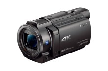 Sony expands 4K[i] consumer Handycam® line-up