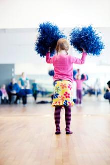 Kulturskolans dag på Dunkers