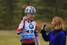 Tandrevold og Thingnes Bø vant fellesstarten
