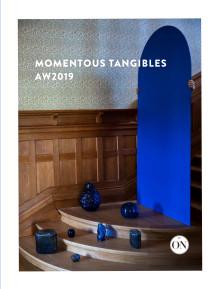 MOMENTOUS TANGIBLES AW2019