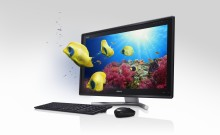 Explore your 3D world with new VAIO L Series