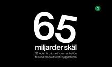 Nytt från Svensk Byggtjänst – rapporten som ger 65 miljarder skäl till att satsa på bättre kommunikation