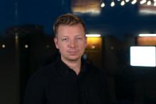 Emanuel Karlsten vinnare av Stora Journalistpriset i kategorin Årets Förnyare