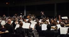 Besuch von Odysseus und Prometheus. Basel Sinfonietta im Rahmen von Culturescapes am Goetheanum