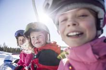 Öppet och uppåt i svenska skidbackar