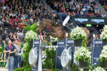 Henrik von Eckermann tog hem segern i världscuptävlingen
