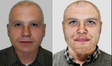 E-fits of two men released in connection with £100,000 fraud investigation