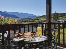 Gastronomiske hoteller, komfort, hvile og god mad