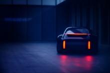 Hyundai viser elbilen Prophecy