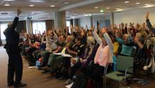 Qualis Granskarkonferens 7 oktober 2014