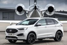 Stylové SUV Ford Edge přijíždí v modernizovaném provedení s novým bi-turbo motorem EcoBlue 175 kW a inovativními asistenčními technologiemi