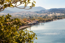 Trods stor nedgang - danske turister i overtal på Lesbos