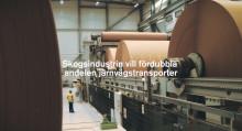 Effektiva transporter för skogsindustrin