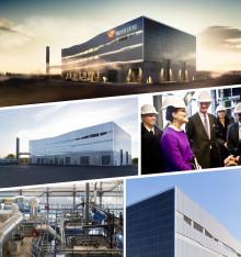 Prisbelönt biobränsleanläggning signerad Liljewall