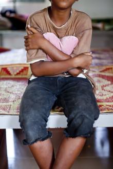 Erikshjälpen varnar i rapport för barns katastrofala situation i norra Myanmar