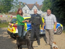 Police grant plays a part in Eastbourne restoration project