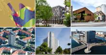 Vem vinner Stadsbyggnadspriset och Gröna Lansen 2017?