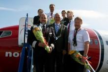 Norwegian utvider sommerruten mellom Andenes og Oslo neste år