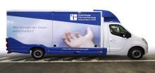 Beratungsmobil der Unabhängigen Patientenberatung kommt am 9. Januar nach Bingen am Rhein.