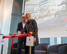 Office One and United Spaces co-working arena inaugurated at Stockholm Arlanda Airport