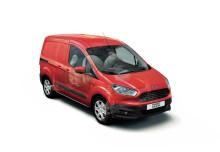 Nye Ford Transit Courier – topp moderne varebil til under 150 000 kroner.