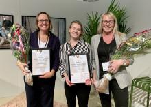 Visma Accounting Awards 2019 går till Ekonomibyrån och Win Win Ekonomi AB