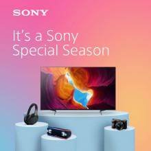 Sony lança em Portugal campanha promocional de Verão para compras online