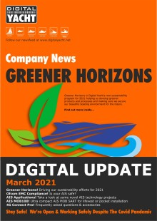 Digital Update March 2021 Now Available