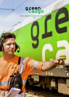 Green Cargo Annual and Sustainabilty Report 2020