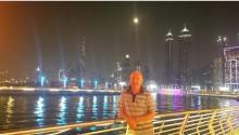 British/Irish grandfather's UAE jail nightmare after disagreement with hotel staff over visiting friend