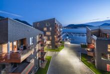 Hedrende omtale til LINK arkitektur prosjekt  Elsesro Brygge