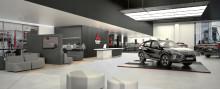 Mitsubishi Motors Introduces New Design to Global Dealerships