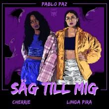 """Producenten Pablo Paz släpper singeln """"Säg till mig"""" feat. Linda Pira och Cherrie"""