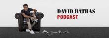 """Premiär för David Batras Podcast: """"Vrålande onanister, stulna tygtomtar och fyllon som somnar lite här och var"""""""