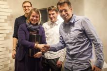 Social Start-up Coolar wird internationaler Finalist von Chivas The Venture