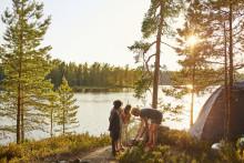 Svensk naturturism i topp hos utländska resenärer