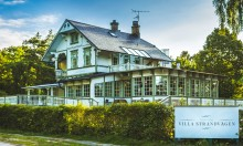 Villa Strandvägen i Ystad utsedd till Sveriges mest romantiska hotell