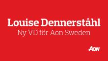 Hon blir ny VD för Aon Sweden