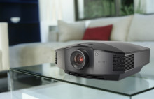 Big Screen, Cinematic Features, Small Budget: The BRAVIA VPL-HW10 HD SXRD™ Projector