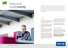 Motor newsletter March 2015 - social media