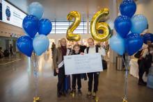 Nytt rekord – Arlanda passerar 26 miljoner resenärer