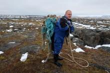Hurtigruten Svalbard cruise to map marine litter