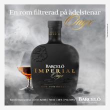 BARCELÓ IMPERIAL ONYX - en rom filtrerad med ädelstenar!