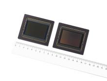 Sony stellt vor: großformatiger CMOS-Bildsensor mit globalem Verschluss und der branchenweit höchsten effektiven Pixelzahl von 127,68 Megapixeln