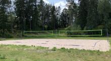 Bidrag för att rusta upp beachvolleybollplaner i Sollebrunn