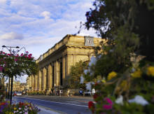 Changes to bus stops at Newcastle Central Station from 29 November