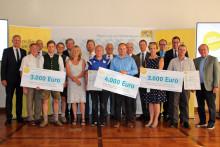 Bürgerenergiepreis Niederbayern 2017 verliehen