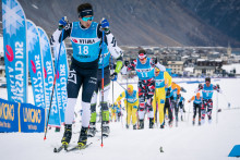 Visma forlenger som tittelsponsor av Visma Ski Classics